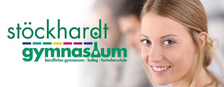 Link zur Homepage des Stöckhardt-Gymnasium