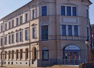Bildungsstätte der Bénédict School in der Alte Reichenbacher Straße 2 in Zwickau.