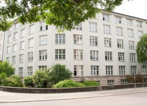 Bildungsstätte der fuu-sachsen in der Elsasser Straße 7 in Chemnitz.
