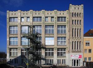 Bildungsstätte des mediCampus in der Rochlitzer Straße 29 in Chemnitz.