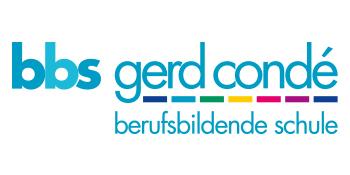"""Logo der Berufsbildenden Schule """"Gerd Condé"""" der fuu-sachsen"""
