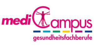 Logo des mediCampus - gesundheitsfachberufe