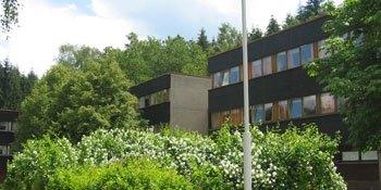 Internatshäuser in der ehemaligen Betriebsstätte Einsiedel.
