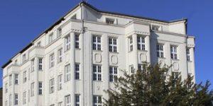 Bildungsstätte der fuu-sachsen in der Altchemnitzer Straße 4 in Chemnitz.