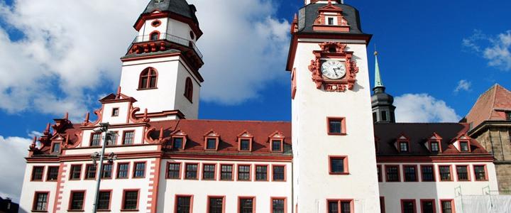Altes Rathaus von Chemnitz