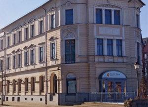 Schulgebäude Bénédict School Zwickau