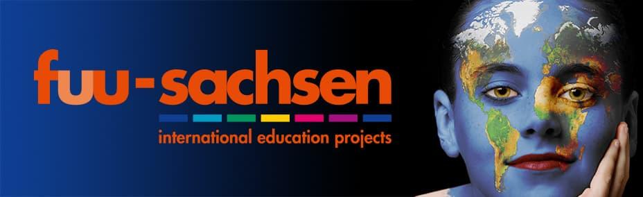 Titelbild mit Logo der fuu-sachsen international