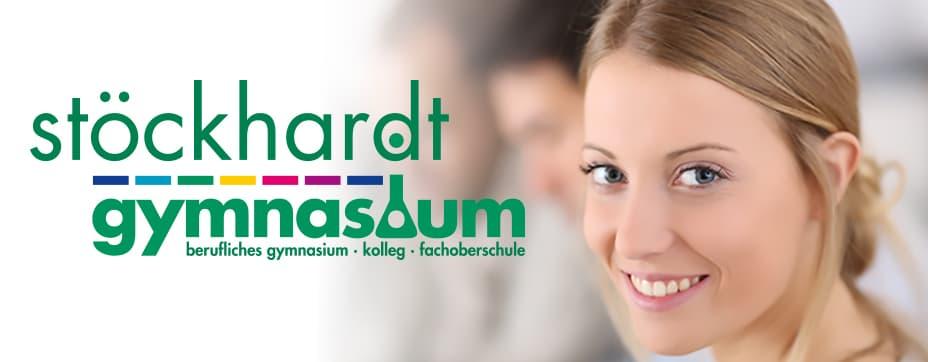 Titelbild mit Logo des J.-A.-Stöchkardt-Gymnasiums